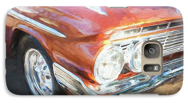 Galaxy Case featuring the photograph 1961 Chevrolet Impala Ss  by Rich Franco