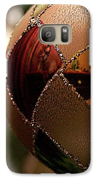 Galaxy Case featuring the photograph A Photographer's Christmas Greeting by Trish Mistric