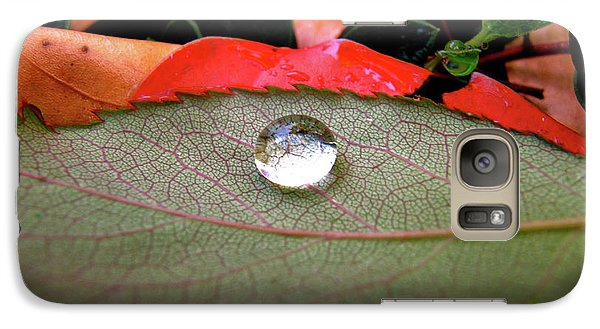 Galaxy Case featuring the photograph All Aboard by CML Brown