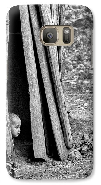 Galaxy Case featuring the photograph Aman Murillo by Tina Manley