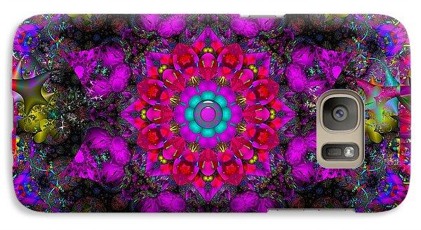 Galaxy Case featuring the digital art April Rain by Robert Orinski