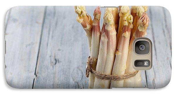 Asparagus Galaxy S7 Case by Nailia Schwarz