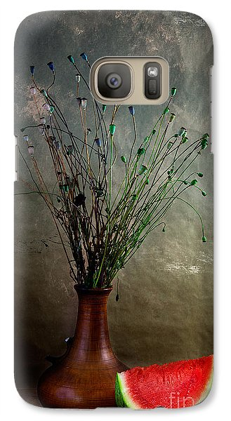 Autumn Still Life Galaxy S7 Case by Nailia Schwarz
