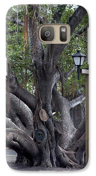 Banyan Tree, Maui Galaxy S7 Case