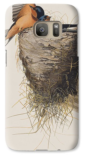 Barn Swallow Galaxy S7 Case
