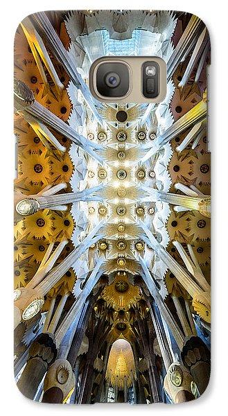 Basilica De La Sagrada Familia Galaxy S7 Case
