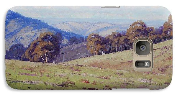 Realistic Galaxy S7 Case - Bathurst Landscape by Graham Gercken
