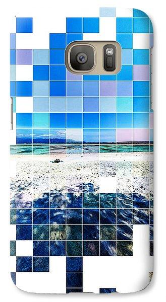 Beach Galaxy S7 Case