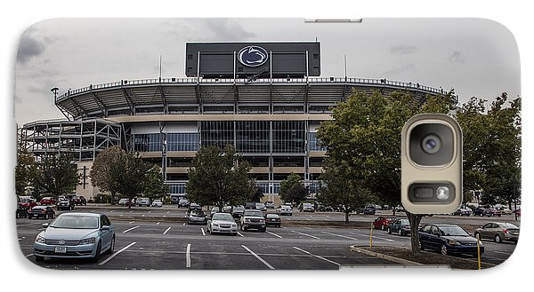 Beaver Stadium Penn State  Galaxy Case by John McGraw
