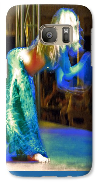 Shakira Galaxy S7 Case - Belly Dance by Andy Za