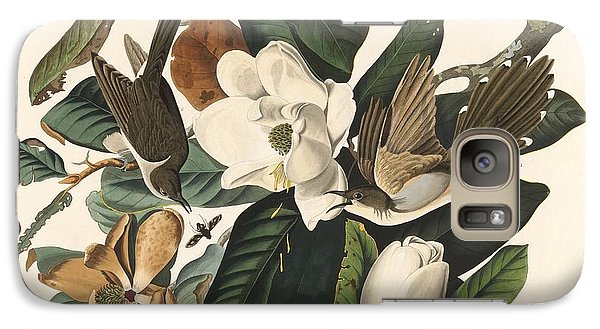 Black-billed Cuckoo Galaxy S7 Case by Dreyer Wildlife Print Collections