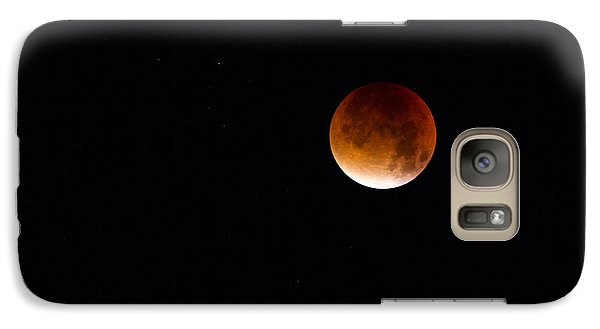 Blood Moon Super Moon 2015 Galaxy S7 Case