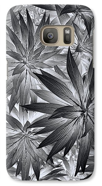 Galaxy Case featuring the photograph Botanical by Wayne Sherriff