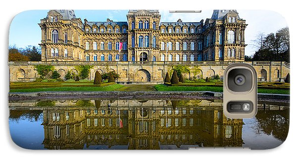 Castle Galaxy S7 Case - Bowes Museum by Smart Aviation