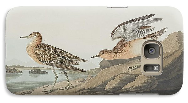 Buff-breasted Sandpiper Galaxy S7 Case