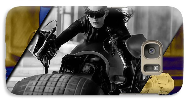 Catwoman Collection Galaxy S7 Case
