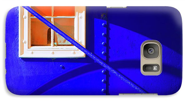 Galaxy Case featuring the photograph Chromatic by Wayne Sherriff
