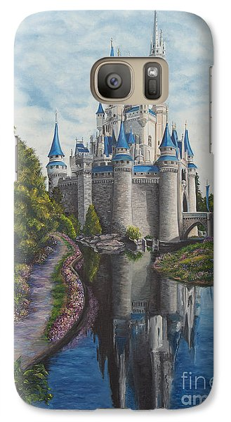Cinderella Castle  Galaxy S7 Case