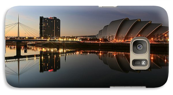 Clydeside Reflections  Galaxy S7 Case