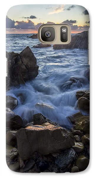 Galaxy Case featuring the photograph Corona Del Mar by Sean Foster