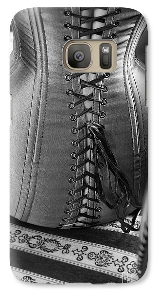 Galaxy Case featuring the photograph Corset #2278 by Andrey  Godyaykin