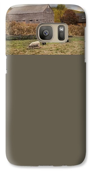 Galaxy Case featuring the photograph Count Your Blessings by Robin-Lee Vieira
