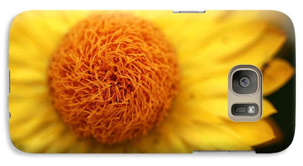 Galaxy Case featuring the photograph Crazy Spin by Stephen Mitchell