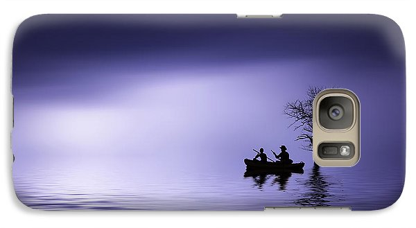 Galaxy Case featuring the photograph Cruise by Bess Hamiti
