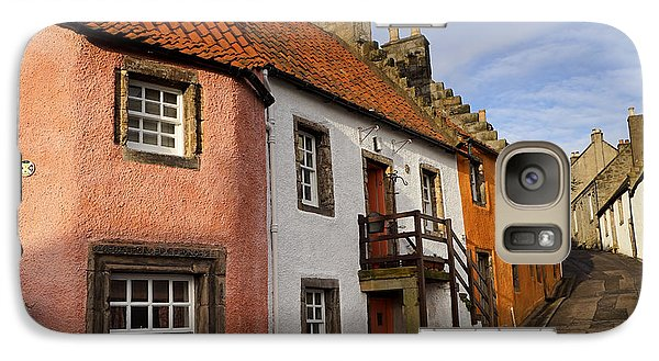 Galaxy Case featuring the photograph Culross by Jeremy Lavender Photography