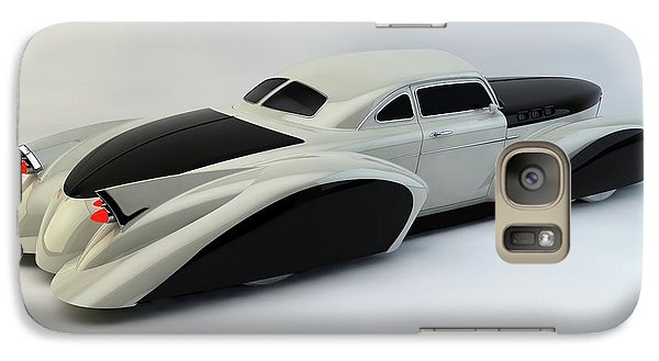 Galaxy Case featuring the photograph Custom  Lead Sled by Louis Ferreira