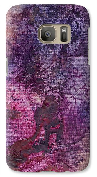 Galaxy Case featuring the painting Dali by Pat Purdy