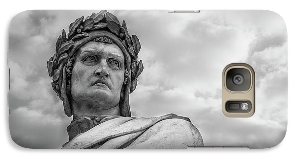 Galaxy Case featuring the photograph Dante Alighieri by Sonny Marcyan