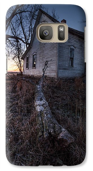 Galaxy Case featuring the photograph Dawn Of The Dead  by Aaron J Groen