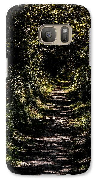 Galaxy Case featuring the photograph Deep by Odd Jeppesen