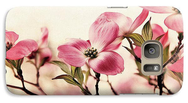 Galaxy S7 Case featuring the photograph Delicate Dogwood by Jessica Jenney