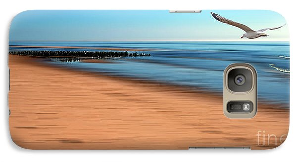 Galaxy Case featuring the photograph Desire Light  by Hannes Cmarits