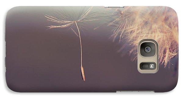 Galaxy Case featuring the photograph Detachement by Aimelle