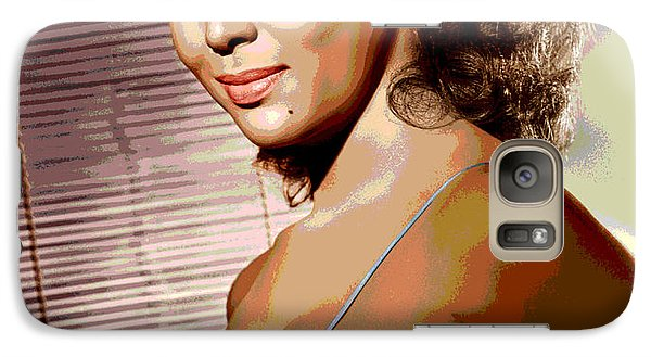 Dorothy Jean Dandridge Galaxy S7 Case