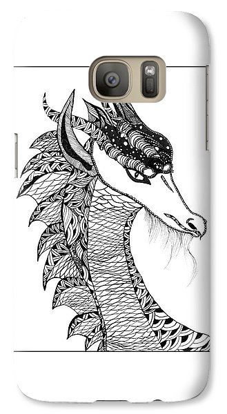 Dragon Galaxy S7 Case