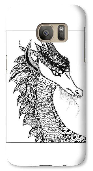 Dragon Galaxy S7 Case