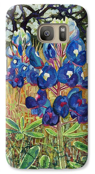Pasture Galaxy S7 Case - Early Bloomers by Hailey E Herrera