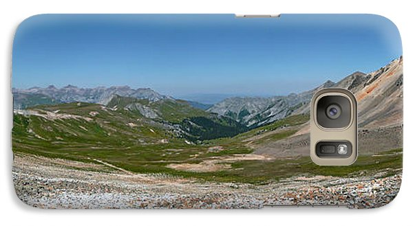 Galaxy Case featuring the photograph Engineer Pass by Max Mullins