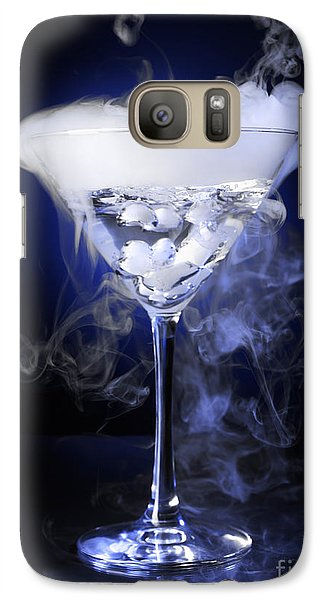 Martini Galaxy S7 Case - Exotic Drink by Oleksiy Maksymenko