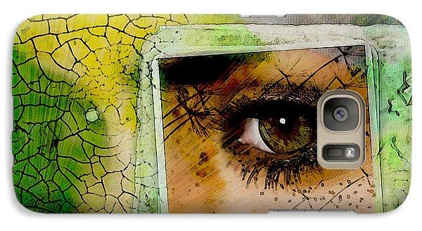 Eye, Me, Mine Galaxy S7 Case