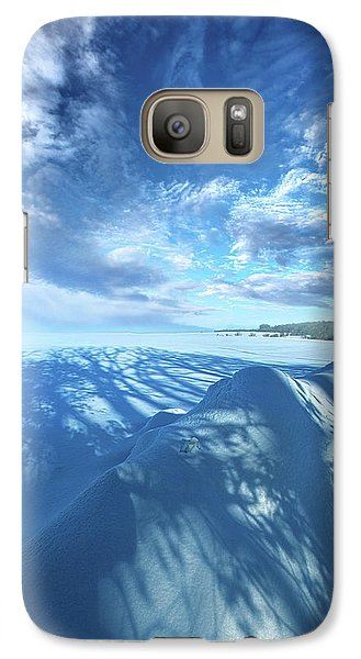 Galaxy Case featuring the photograph Far And Away by Phil Koch
