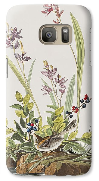 Field Sparrow Galaxy S7 Case
