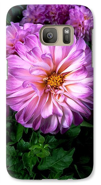 Galaxy Case featuring the photograph Flowers by Bernd Hau