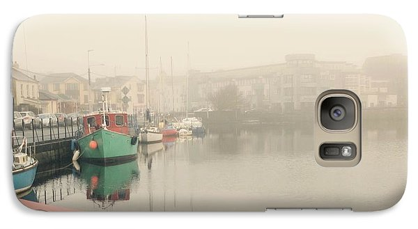 Galaxy Case featuring the photograph Foggy Galway by Louise Fahy