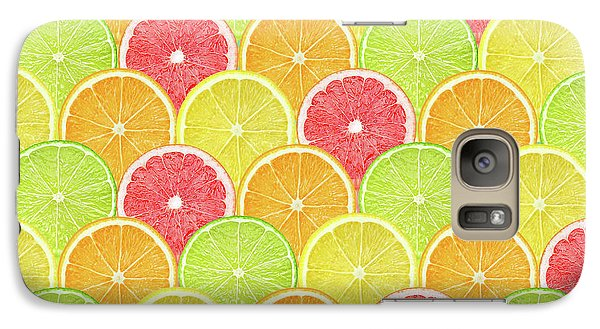 Fresh Fruit  Galaxy S7 Case