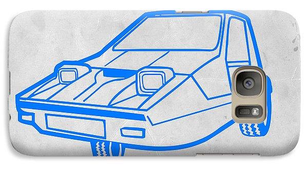 Beetle Galaxy S7 Case - Funny Car by Naxart Studio